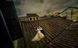 'Đè đầu cưỡi cổ' di tích ở Hội An để chụp hình cưới là xâm hại di tích