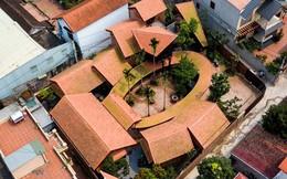 Cận cảnh ngôi nhà đạt giải vàng kiến trúc Việt Nam