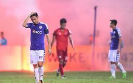 HLV Hà Nội FC chỉ trích CĐV Hải Phòng thái quá, còn cầu thủ đất cảng thì chơi tiểu xảo