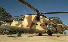 """Quân đội Quốc gia Libya (LNA) ồ ạt sử dụng """"xe tăng bay"""" Mi-35 tấn công Tripoli"""