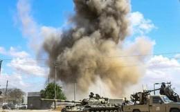 Libya: Phe Benghazi không kích dữ dội Tripoli
