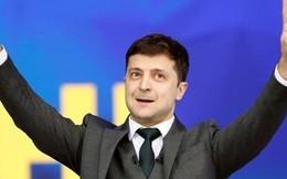 Ông Trump chúc mừng diễn viên hài chiến thắng trong cuộc bầu cử tổng thống Ukraine