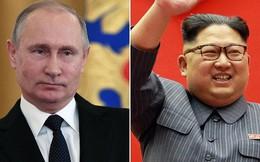 Ông Kim Jong-un được cho là đang trên tàu bọc thép tới Nga hội đàm Tổng thống Putin
