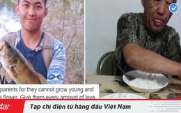 Bữa cơm cá nướng và tình yêu không cần lời nói của cha dành cho con trai gây xúc động mạnh