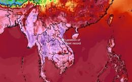 Nắng nóng phá vỡ mọi kỷ lục ở Việt Nam lên báo Mỹ