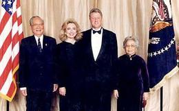 Những bức ảnh hiếm của nguyên Chủ tịch nước Lê Đức Anh và nguyên thủ các nước