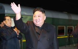Tàu chở ông Kim đã vào nước Nga