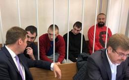Ukraine: Nga thay đổi giọng điệu đàm phán về thủy thủ bị bắt giữ