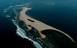 Vì sao cồn cát biển Cửa Đại không ngừng mở rộng?