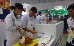 Một loạt công ty Mỹ tiếp thị kem, thịt bò... tại Việt Nam