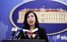 Bộ Ngoại giao lên tiếng về thông tin Việt Nam xây 10 đảo nhân tạo ở Trường Sa