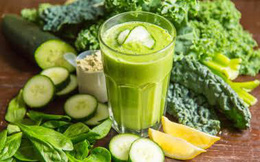Điều gì xảy ra khi bạn uống sinh tố rau quả mỗi sáng?