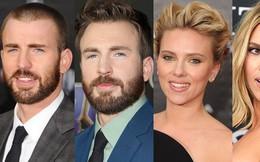 """Giật mình nhan sắc khó tin của dàn sao trên thảm đỏ """"Avengers"""" cách nhau 7 năm: Yêu tinh hack tuổi đỉnh nhất hội tụ"""