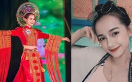 Nữ du học sinh Lào gây sốt trong cuộc thi Hoa khôi tại Việt Nam: Cao 1m55 thôi nhưng cực xinh xắn, lại còn thạo 5 thứ tiếng!