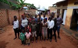 Cuộc sống của bà mẹ đơn thân Uganda 39 tuổi với 38 đứa con