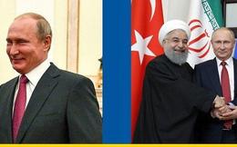"""Đỉnh cao nghệ thuật ngoại giao """"đi trên dây"""" của TT Putin giữa mối căng thẳng Israel và Iran"""