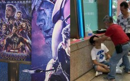 Thanh niên tại Hồng Kông bị đấm chảy máu đầu vì spoil Endgame ngay cổng rạp