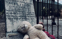 Bí ẩn thú bông và đồ chơi xuất hiện đều đặn trước ngôi mộ cậu bé 2 tuổi qua đời từ 134 năm trước