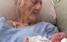 Cụ bà 101 tuổi hạ sinh thành công đứa con thứ 17, nặng 3,3 kg