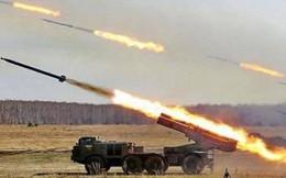 Nga phóng pháo phản lực Tornado-S lần đầu tiên ở Astrakhan