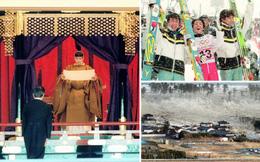 Chùm ảnh: Những sự kiện đi vào lịch sử nước Nhật trong 30 năm dưới thời kỳ Bình Thành của Nhật hoàng Akihito