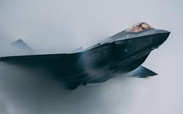 """""""Biệt đội"""" hùng hậu quân đội Mỹ cử tìm kiếm F-35 mất tích trên biển"""