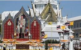 Thái Lan chi chục triệu USD cho lễ đăng quang tân quốc vương