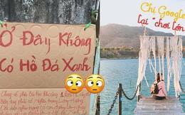 """Chủ nhà treo """"biển"""" vì quá mệt mỏi trước """"cú lừa"""" của chị Google khi biến nhà dân thành Hồ Đá Xanh, Vũng Tàu"""