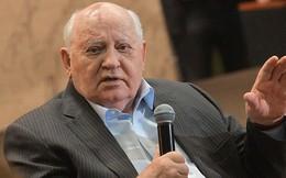"""Cựu Tổng thống Liên Xô Gorbachev kêu gọi Nga và Hoa Kỳ """"dừng lại và suy nghĩ"""""""