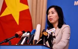 Việt Nam gửi công hàm yêu cầu Indonesia thả 12 ngư dân