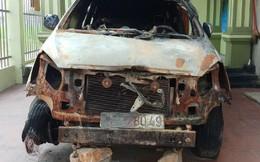 Nguyên Bí thư đoàn đốt xe ô tô của người cùng xã