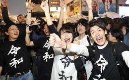Cặp đôi Nhật đua nhau làm đám cưới ngày đầu triều đại Lệnh Hòa