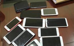 Nhóm 9X chuyên cướp giật điện thoại sa lưới