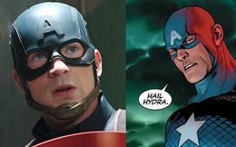"""Avengers: Endgame - Lý giải nguồn gốc câu nói """"Hail Hydra"""" của Captain America khiến khán giả vỗ tay rầm rầm"""