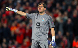 Huyền thoại Iker Casillas nhập viện khẩn cấp vì đau tim