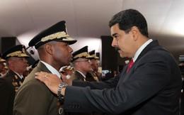 [ẢNH] Giám đốc tình báo Venezuela quay lưng với tổng thống Maduro