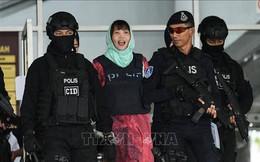 Đoàn Thị Hương rời khỏi nhà tù bang Selangor, Malaysia