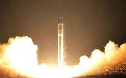 Tokyo: Tên lửa Triều Tiên không chạm đến vùng kinh tế Nhật Bản
