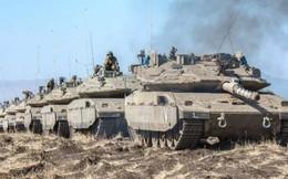 Thực hư chuyện xe tăng Israel tiến vào lãnh thổ Syria?