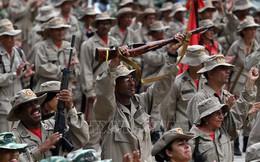 Tổng thống Venezuela thay thế Tư lệnh Lực lượng cảnh sát quốc gia
