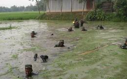 Buồn cười bài tập như 'diễn show' của quân đội chính quy Bangladesh