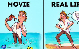 8 bí kíp sinh tồn từ phim Hollywood tưởng là đúng mà hóa ra sai be bét