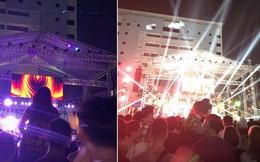 Cô gái trèo lên cổ bạn trai để theo dõi concert khiến dân mạng chia làm 2 phe tranh cãi nãy lửa