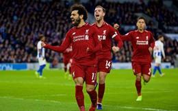 Nếu thiếu Salah, Liverpool lấy gì để đấu với Barcelona?