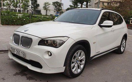 Bị lãng quên tại Việt Nam, chiếc SUV này của BMW bán lại chỉ hơn 500 triệu đồng