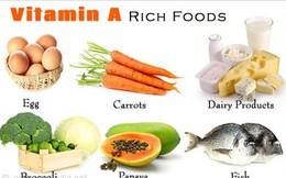 Hại gan vì thừa vitamin A