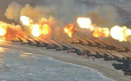 Chiến thuật pháo binh đáng sợ của Triều Tiên