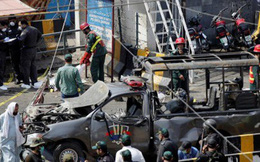Nổ gần đền thờ Hồi giáo ở Pakistan, hàng chục người thương vong