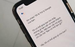 """Người dùng iPhone Việt Nam đã được tải về Google Assistant """"chính chủ"""", thoải mái chém gió cả ngày"""