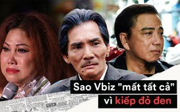 Cái kết khi sao Vbiz sa chân vào cờ bạc: Từ đỉnh cao sự nghiệp tụt dốc không phanh đến tán gia bại sản, tự tử bất thành!
